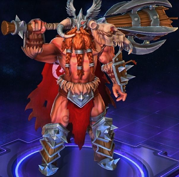 Leoric the skeleton king - Heroes of the storm space lord leoric ...